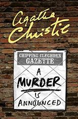 A Murder is Announced, Christie A. обложка-превью