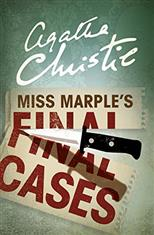 Miss Marple's Final Cases, Christie A. обложка-превью