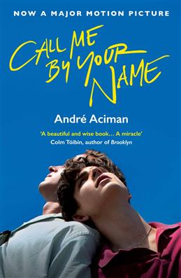 Call Me by Your Name, Aciman A. обложка книги