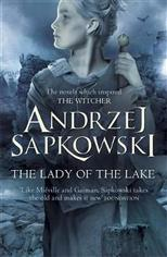 Lady of the Lake, Sapkowski A. обложка-превью