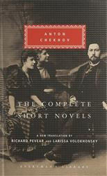The Complete Short Novels, Chekhov A. P. обложка-превью