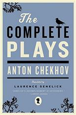 The Complete Plays, Chekhov A. P. обложка-превью
