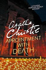 Appointment with Death (Poirot), Christie A. обложка-превью