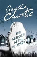 The Murder at the Vicarage, Christie A. обложка-превью