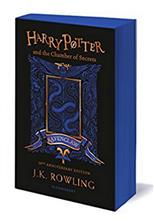 Harry Potter and the Chamber of Secrets. PB. Ravenclaw Edition, Rowling J. K. обложка-превью