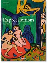 Expressionism. A Revolution in German Art обложка-превью