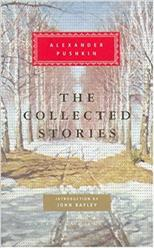 The Collected Stories, Pushkin A. обложка-превью