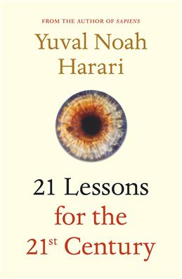 Книга: «21 Lessons for the 21st Century»