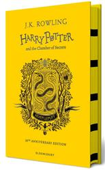 Harry Potter and the Chamber of Secrets. Hufflepuff Edition, Rowling J. K. обложка-превью