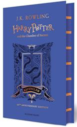 Harry Potter and the Chamber of Secrets. Ravenclaw Edition, Rowling J. K. обложка-превью