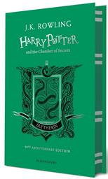 Harry Potter and the Chamber of Secrets. Slytherin Edition, Rowling J. K. обложка-превью