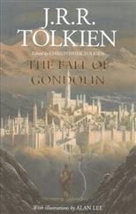 Fall of Gondolin, Tolkien J. R. R. обложка-превью