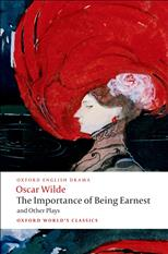 The Importance of Being Earnest and Other Plays, Wilde O. обложка-превью