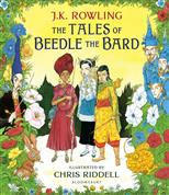 Tales of Beedle the Bard Illustrated, Rowling J. K. обложка-превью