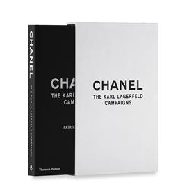 Chanel. The Karl Lagerfeld Campaigns обложка книги