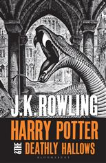 Harry Potter and the Deathly Hallows, Rowling J. K. обложка-превью