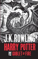 Harry Potter and the Goblet of Fire, Rowling J. K. обложка-превью
