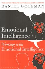 Emotional Intelligence & Working with Emotional Intelligence, Goleman D. обложка-превью