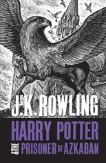 Harry Potter and the Prisoner of Azkaban, Rowling J. K. обложка-превью