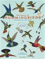 Family of Hummingbirds: The Complete Prints of John Gould обложка-превью