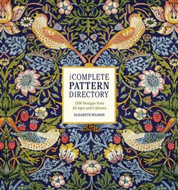 Complete Pattern Directory: 1500 Designs from All Ages and Cultures обложка книги