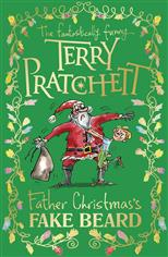 Father Christmas's Fake Beard, Pratchett T. обложка-превью