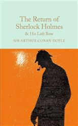 Return of Sherlock Holmes & His Last Bow, Doyle A. C. обложка-превью