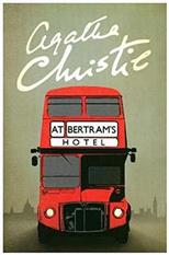 At Bertram's Hotel, Christie A. обложка-превью