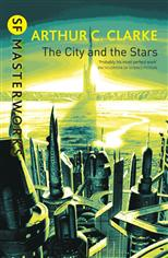 City and the Stars, Clarke Arthur C. обложка-превью