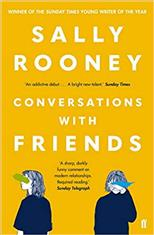 Conversations with friends, Rooney S. обложка-превью