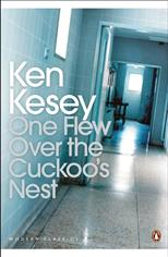 One Flew Over Cuckoo's Nest, Kesey K. обложка-превью
