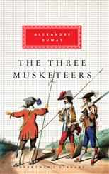 The Three Musketeers, Dumas A. обложка-превью