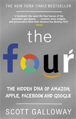 Four: The Hidden DNA of Amazon, Apple, Facebook and Google, Galloway S. обложка-превью
