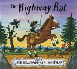 The Highway Rat, Donaldson J., Scheffler A. обложка книги