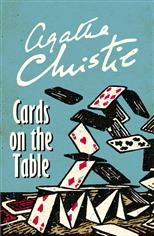 Cards On The Table (Poirot), Christie A. обложка-превью