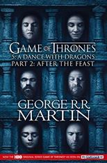 Game Of Thrones 5: Dance with dragons. Part 2: After the feast, Martin George R. R. обложка-превью