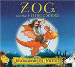 Zog and the Flying Doctors, Donaldson J. обложка-превью