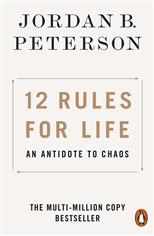 12 Rules for Life: An Antidote to Chaos, Peterson J. B. обложка-превью