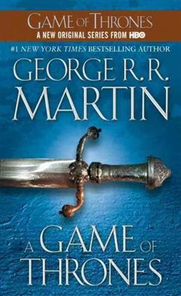 Game of Thrones (Song of Ice and Fire), Martin George R. R. обложка книги