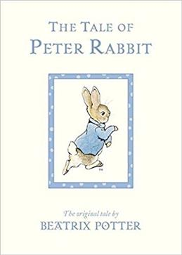 Tale of Peter Rabbit, Potter B. обложка книги