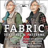 Fabric Textures & Patterns (+ CD) обложка-превью