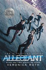 Allegiant. Movie Tie-In Edition, Roth V. обложка-превью