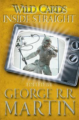 Wild Cards: Inside Straight, Martin George R. R. обложка книги