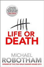 Life or Death, Robotham Michael обложка-превью