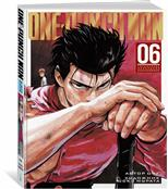 One-Punch Man. Книга 6, ONE, Мурата Юскэ обложка-превью