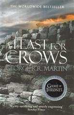 A Feast for Crows. A Song of Ice and Fire, Martin George R. R. обложка-превью
