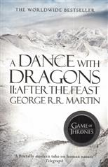 A Dance With Dragons 2: After The Feast, Martin George R. R. обложка-превью