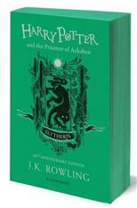 Harry Potter and the Prisoner of Azkaban. Slytherin Edition, Rowling J. K. обложка-превью