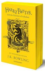 Harry Potter and the Prisoner of Azkaban. Hufflepuff Edition, Rowling J. K. обложка-превью