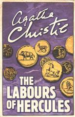 The Labours of Hercules (Poirot), Christie A. обложка-превью